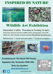 Inspired by Nature Art Exhibition   Kench Hill
