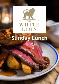 Sunday Lunch at the White Lion Tenterden