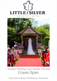 Wedding Fayre | The Little Silver Hotel