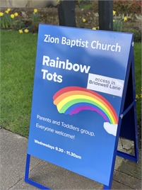 Rainbow Tots