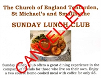 Sunday Lunch Club | St Mildreds