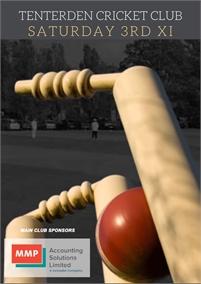 Tenterden Cricket Club Saturday 3rd XI