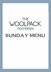 Sunday Lunch | The Woolpack