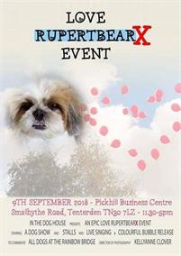 Love Rupertbear X Event
