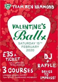 Valentines Ball | Team Ben Hammond