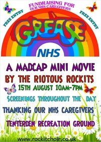 Grease 2020   The Madcap Mini Movie