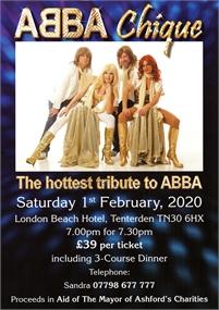 ABBA Chique Tribute