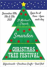 Smarden Christmas Tree Festival 2017