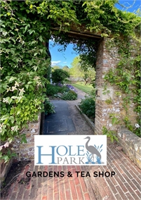 Hole Park Gardens Open   Rolvenden