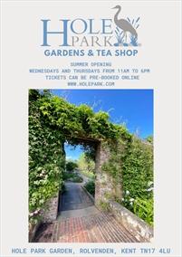 Hole Park Gardens Open | Rolvenden