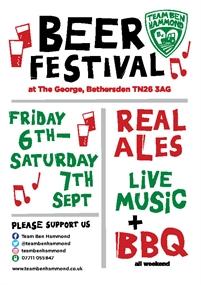 Team Ben Hammond Beer Festival