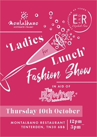 Ladies for Lunch Fashion Show