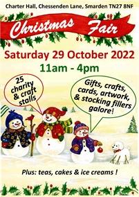 Smarden Christmas Fair