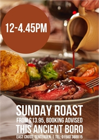 Traditional Sunday Roast | This Ancient Boro