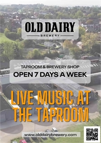 Live Music at the Brewery Taproom