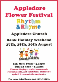 Appledore Flower Festival