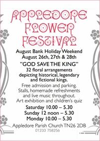 Appledore Flower Festival