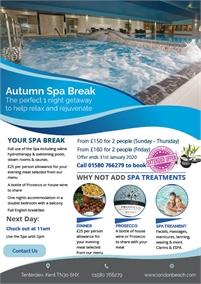 Spa Break   The London Beach Hotel
