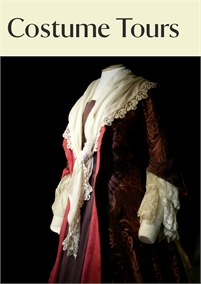 Costume Tours | Smallhythe Place National Trust