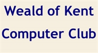 Weald of Kent Computer Club