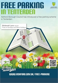 Free car parking Bridewell Lane car park