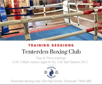 Tenterden Boxing Club Sessions