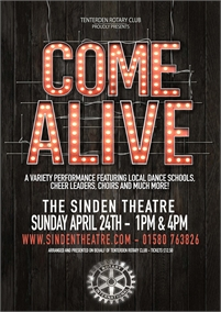 Come Alive | Tenterden Rotary Club