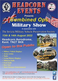 Combined Ops - Military & Aircraft Show