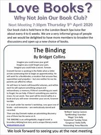 London Beach Book Club