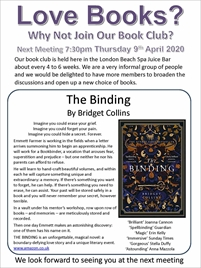 London Beach Book Club   Tenterden