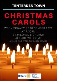 Tenterden Town Christmas Carol Service
