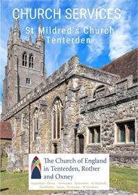 Church Services at St Mildreds   Tenterden