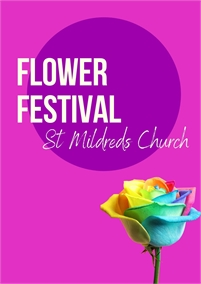 Flower Festival St Mildreds Church Tenterden