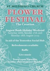 Flower Festival St Mildreds Church Tenterden