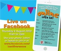 Kent Fire & Rescue Family Online Open Day