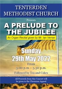 Remembrance Sunday Organ Recital