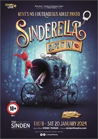 Rubbin Wood   The Sinden Theatre