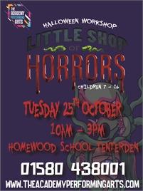 Halloween Thriller Workshop