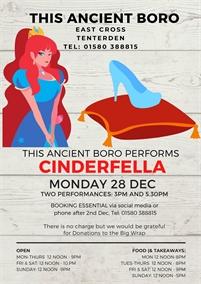 Cinderfella | This Ancient Boro