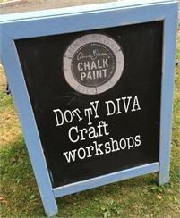 Annie Sloan Essential Techniques Workshops at Dotty Diva