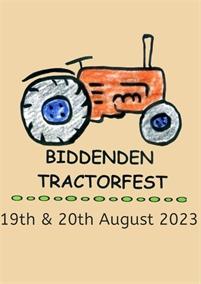 Biddenden Tractorfest and Country Fair