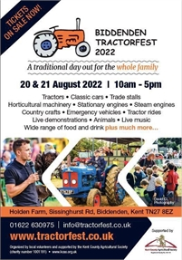 Biddenden Tractorfest and Country Fair
