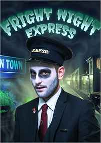 Halloween Fright Night Express