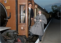 Wealden Pullman Sherlock Holmes Themed Evenings