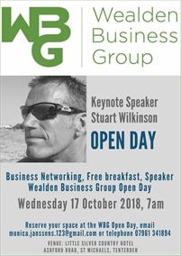 Wealden Business Group Open Day