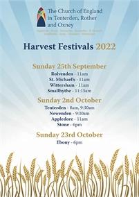 St Mildred's Church Harvest Festival