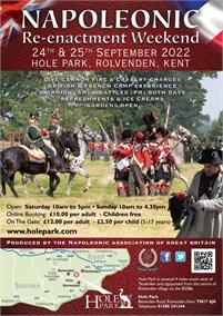 Napoleonic Re-enactment Weekend