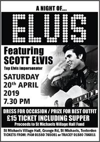 A Night of Elvis