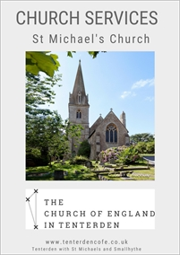 Church Services | St Michaels Church