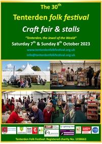 Tenterden Folk Festival Craft Fair